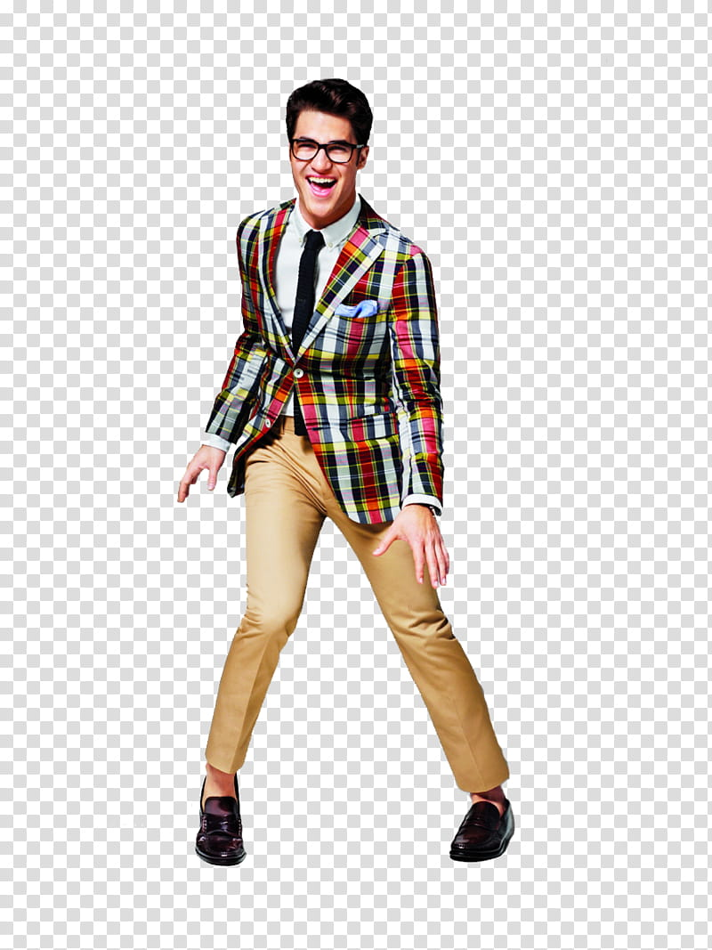 Darren Criss GQ transparent background PNG clipart.