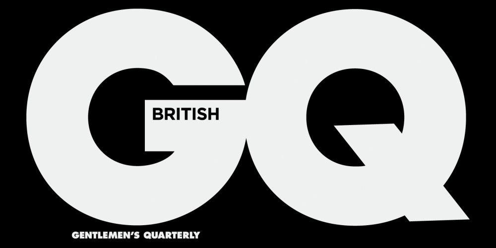 Download Free png british gq logo.