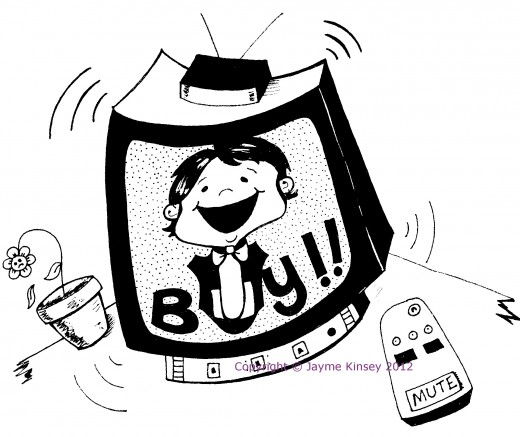 Most Annoying Television Commercials.
