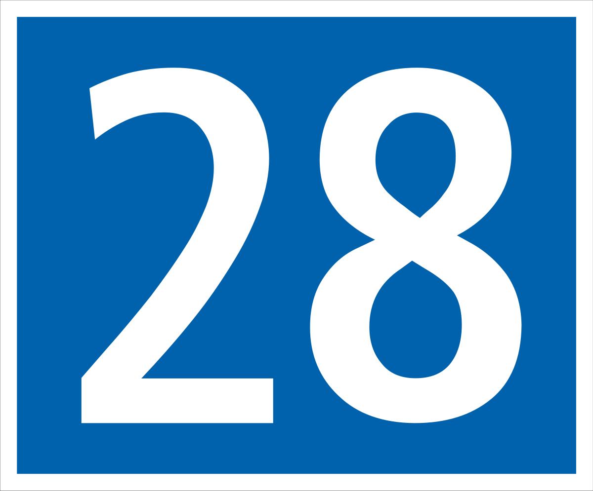 Hauptstrasse 28.