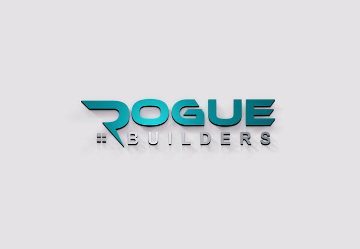 Entry #55 by bestteamit247 for Logo for Rogue Builders.