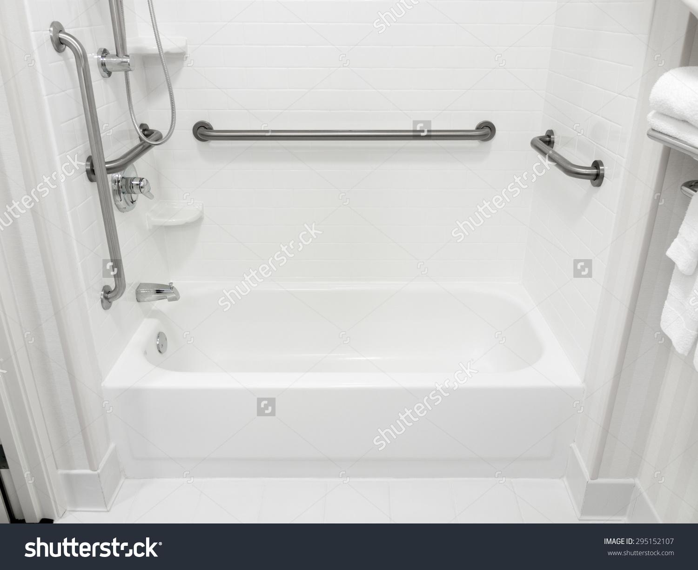 Bathroom Safety Handrails - 4k Wallpapers Design