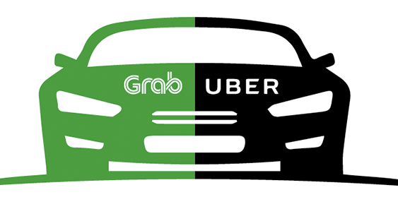 GRAB\'m by the UBERs: The different kinds of people operating.