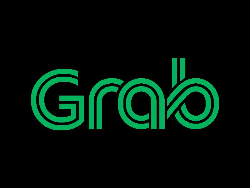 Grab Logo PNG Transparent & SVG Vector.