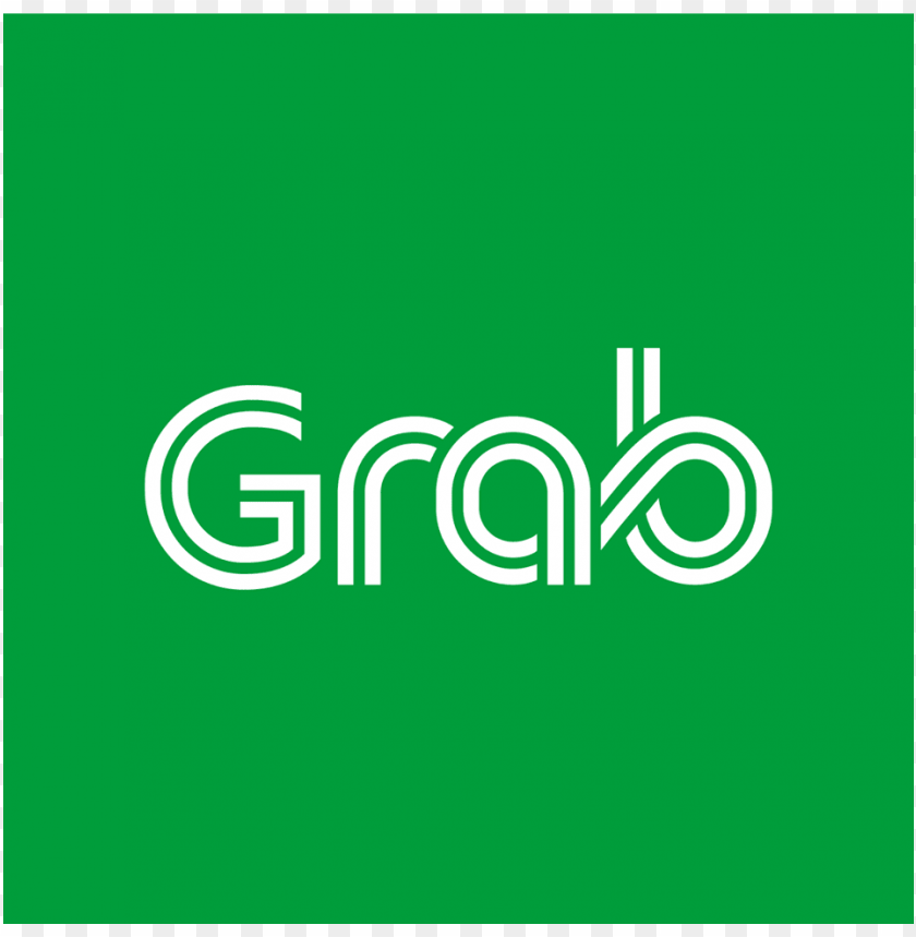 grab logo PNG image with transparent background.