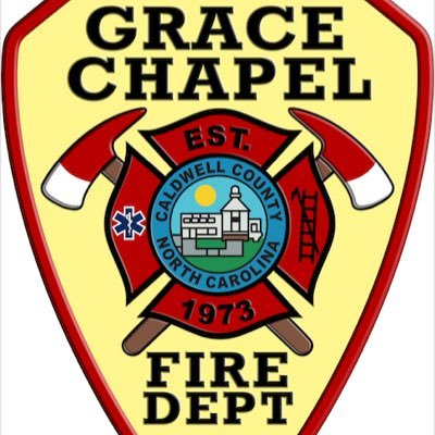 Grace Chapel Fire (@GCFDNC55).