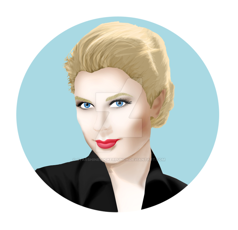 Grace Kelly Vector.