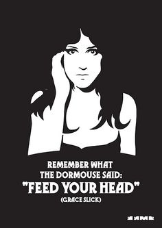Grace Slick Clipart.