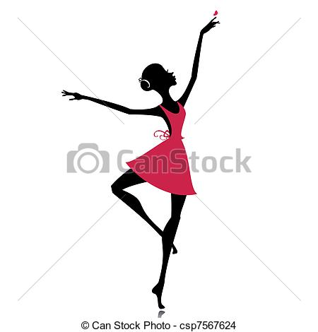 Graceful clipart.