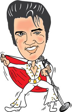 Elvis Presley by ~ericdeancoleman on deviantART.