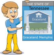 Graceland Clipart.