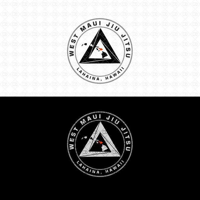 Gracie Jiu Jitsu school needs strong and simple logo where.