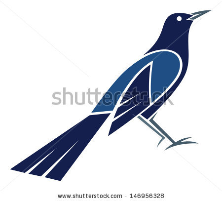 Grackle Stock Vectors, Images & Vector Art.