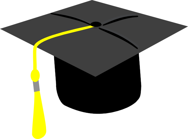 Senior Grad Clipart.