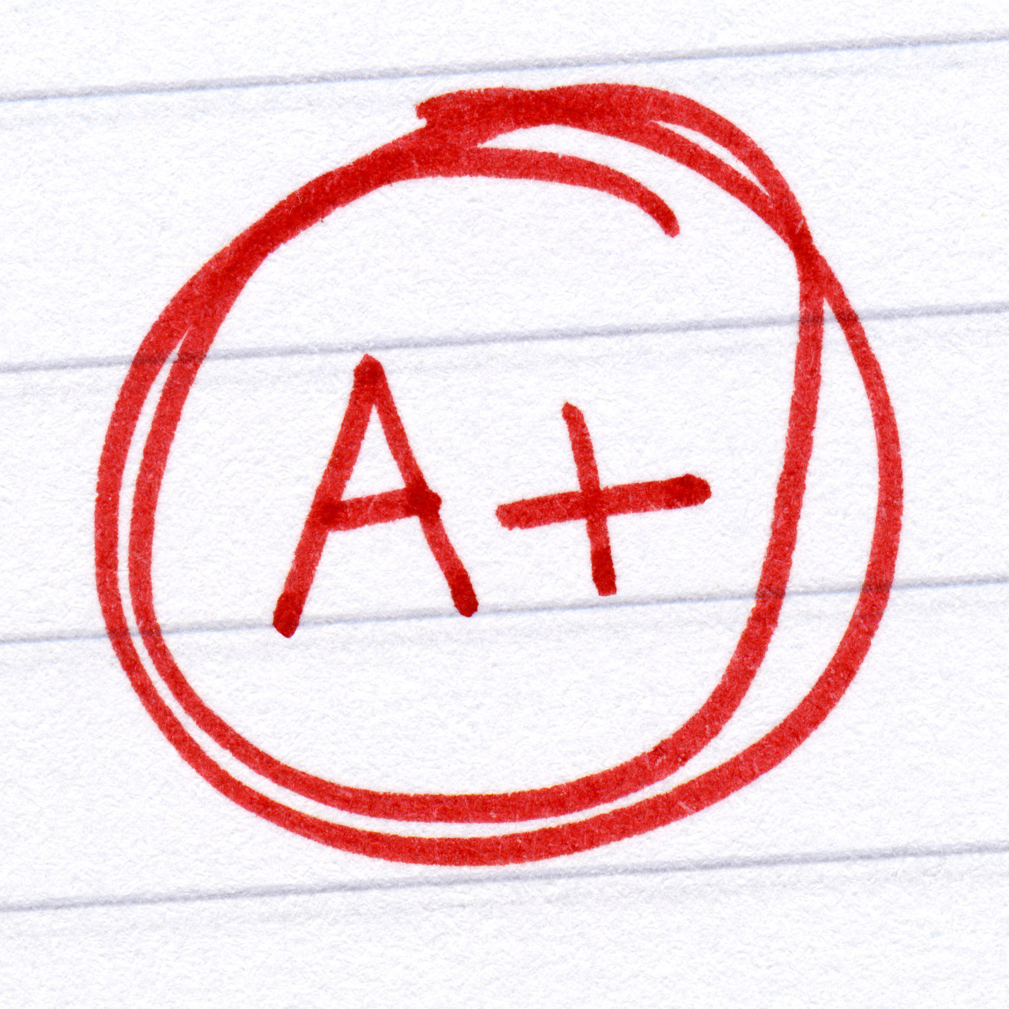 F Grade Clipart.