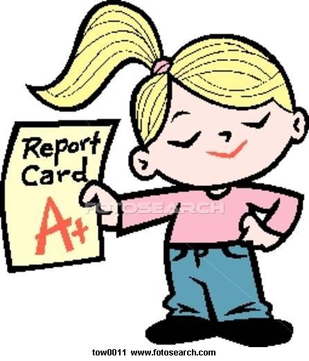 Student Grades Clipart.