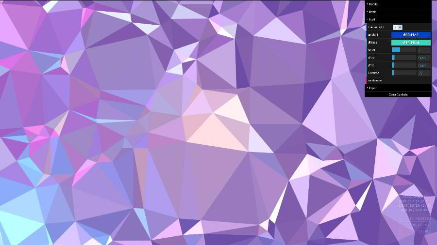 10+ Free \'Random Background Generators\' for Graphic and Web.