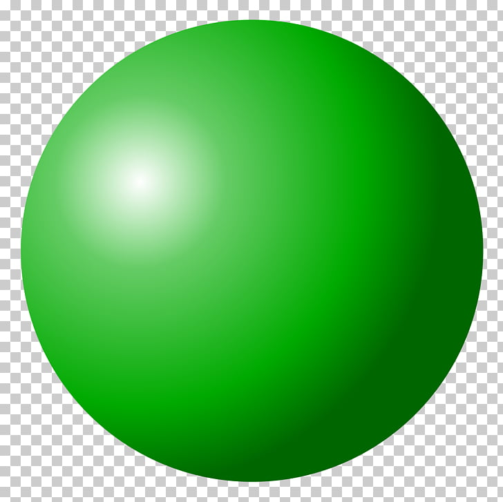 Circle Green Sphere Gradient, circle PNG clipart.