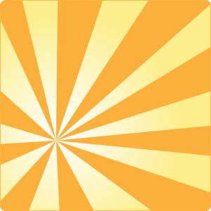 Gradient Rays clip art Free Vector / 4Vector.