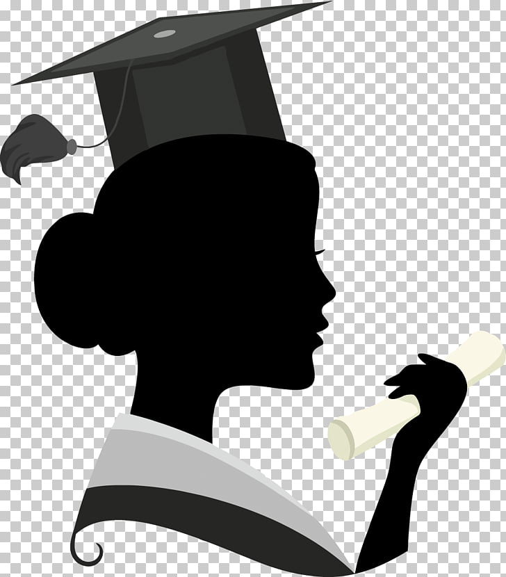 Graduation ceremony Silhouette Photography , class of 2018.