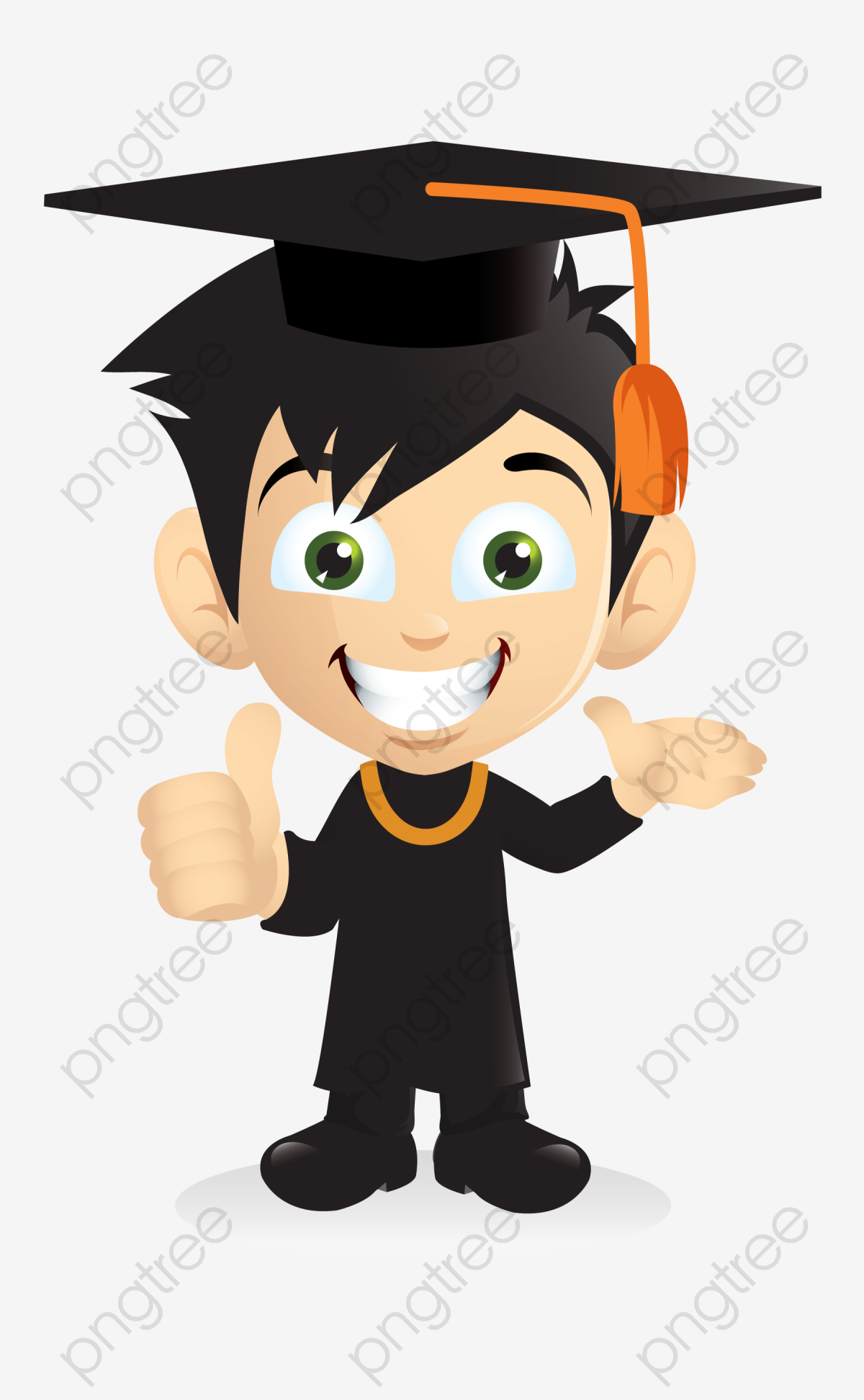 Boy Doctoral Graduates, Graduate, Graduation, Boy PNG Transparent.