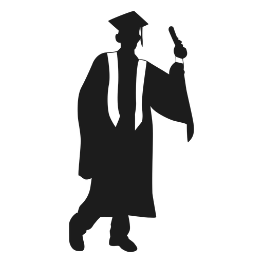graduate silhouette png 10 free Cliparts   Download images ...