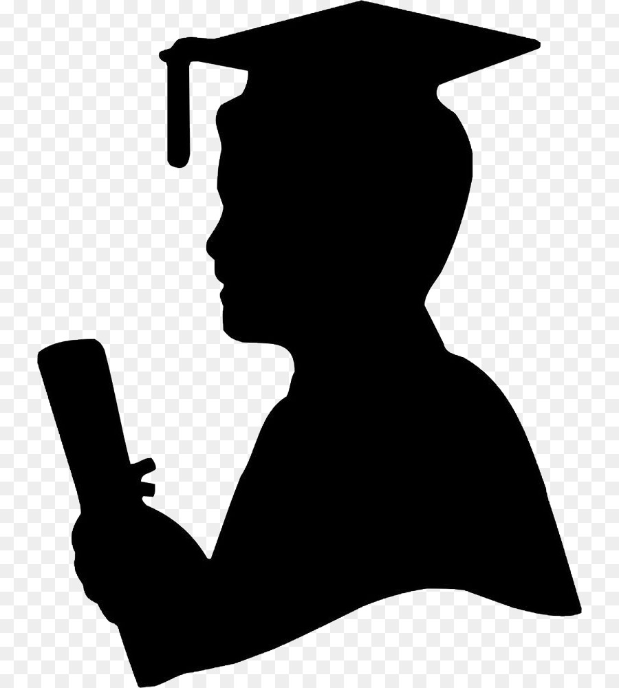 graduate silhouette png 10 free Cliparts | Download images ...