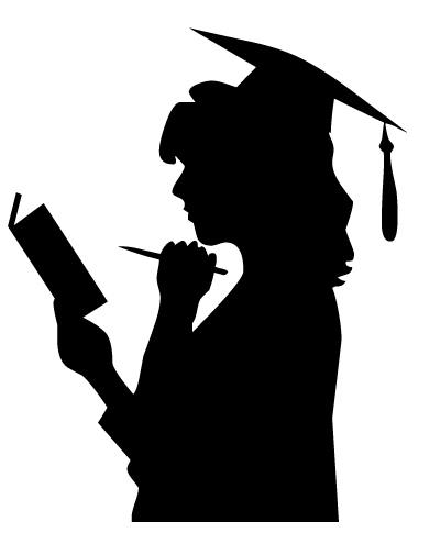 Graduated Clipart.
