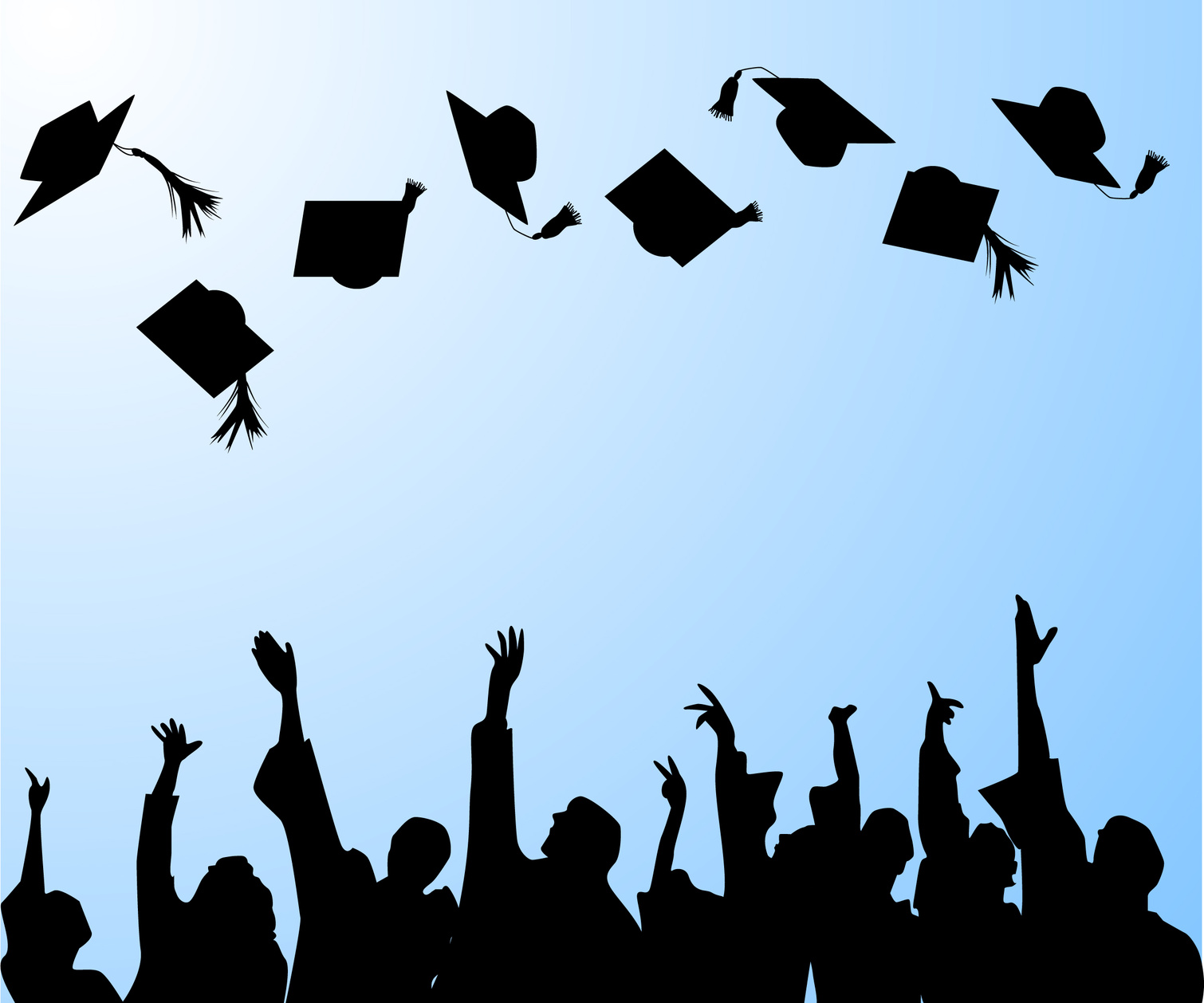 Free Graduation Clipart Pictures.