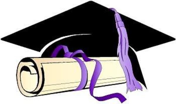 Free Graduation Clipart Pictures.