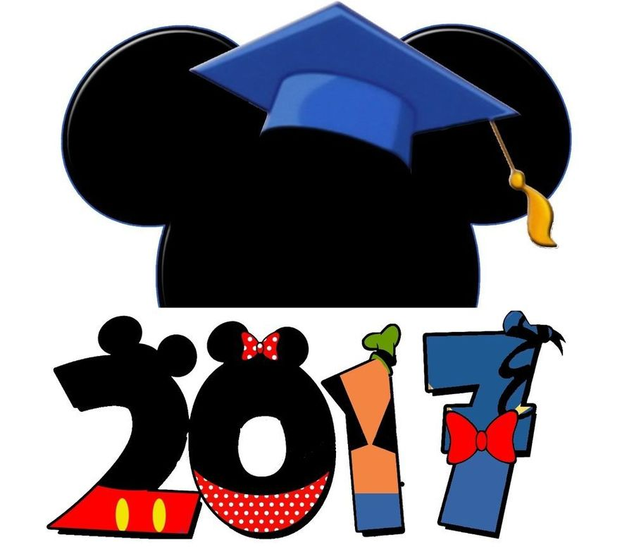 Download mickey mouse graduation 2017 clipart Mickey Mouse Minnie.