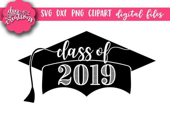 Class of 2019 Graduation Cap.
