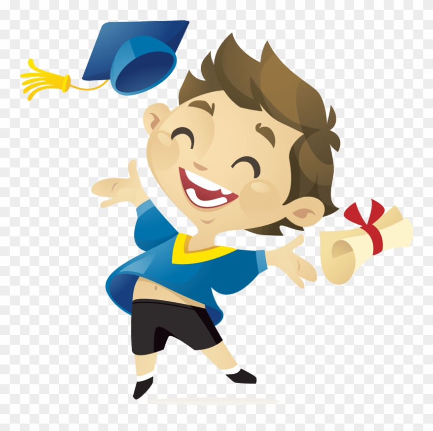 Free Png Download Kids Graduation Png Png Images Background.