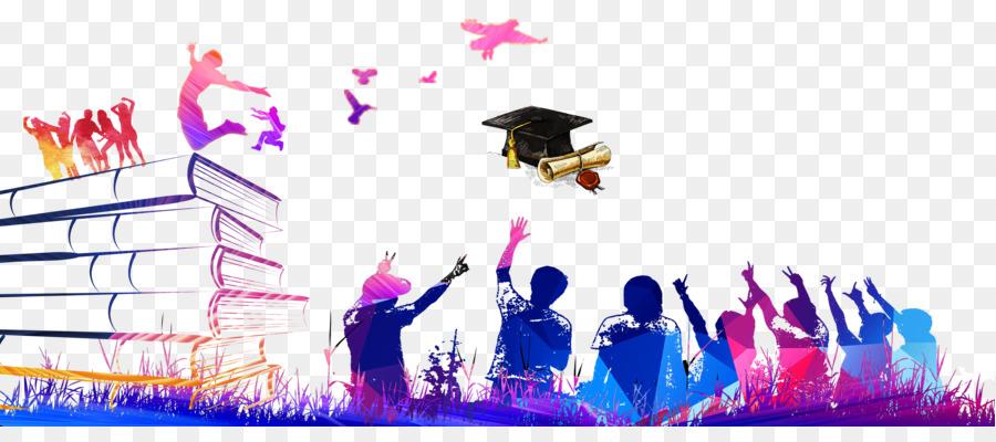 Graduation Background clipart.