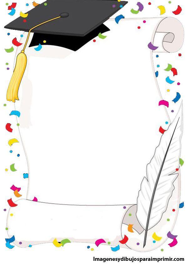 Graduation Border Google Gift Best Clipart Present 6.