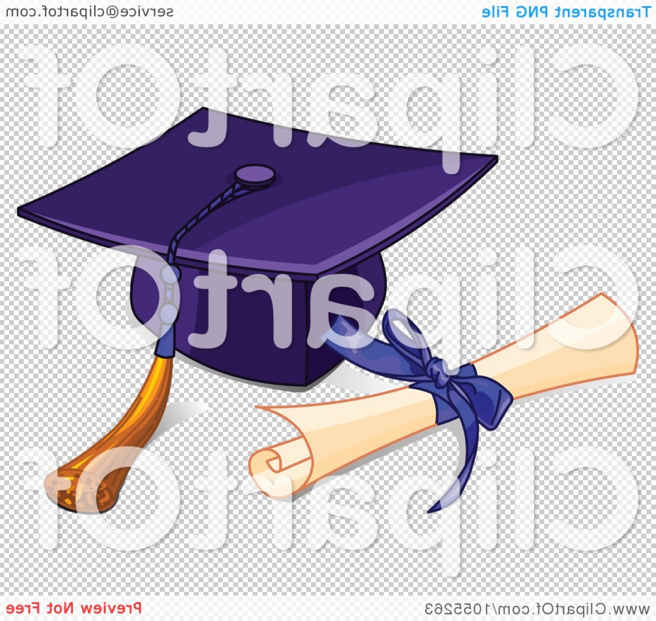 Delighted Graduation Cap And Gown Coloring Pages Royalty Free Vector.