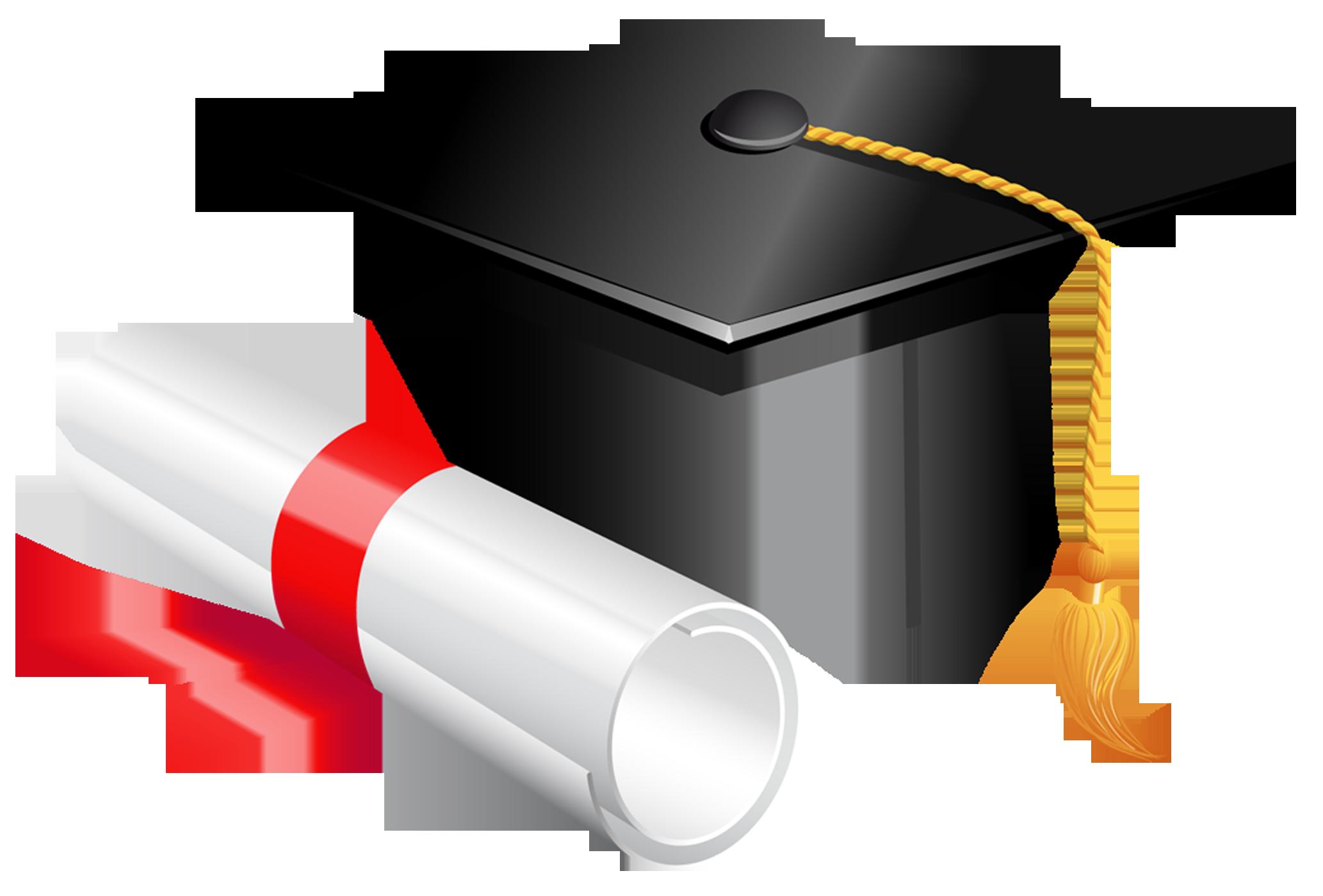 Graduation Cap Clipart Free.