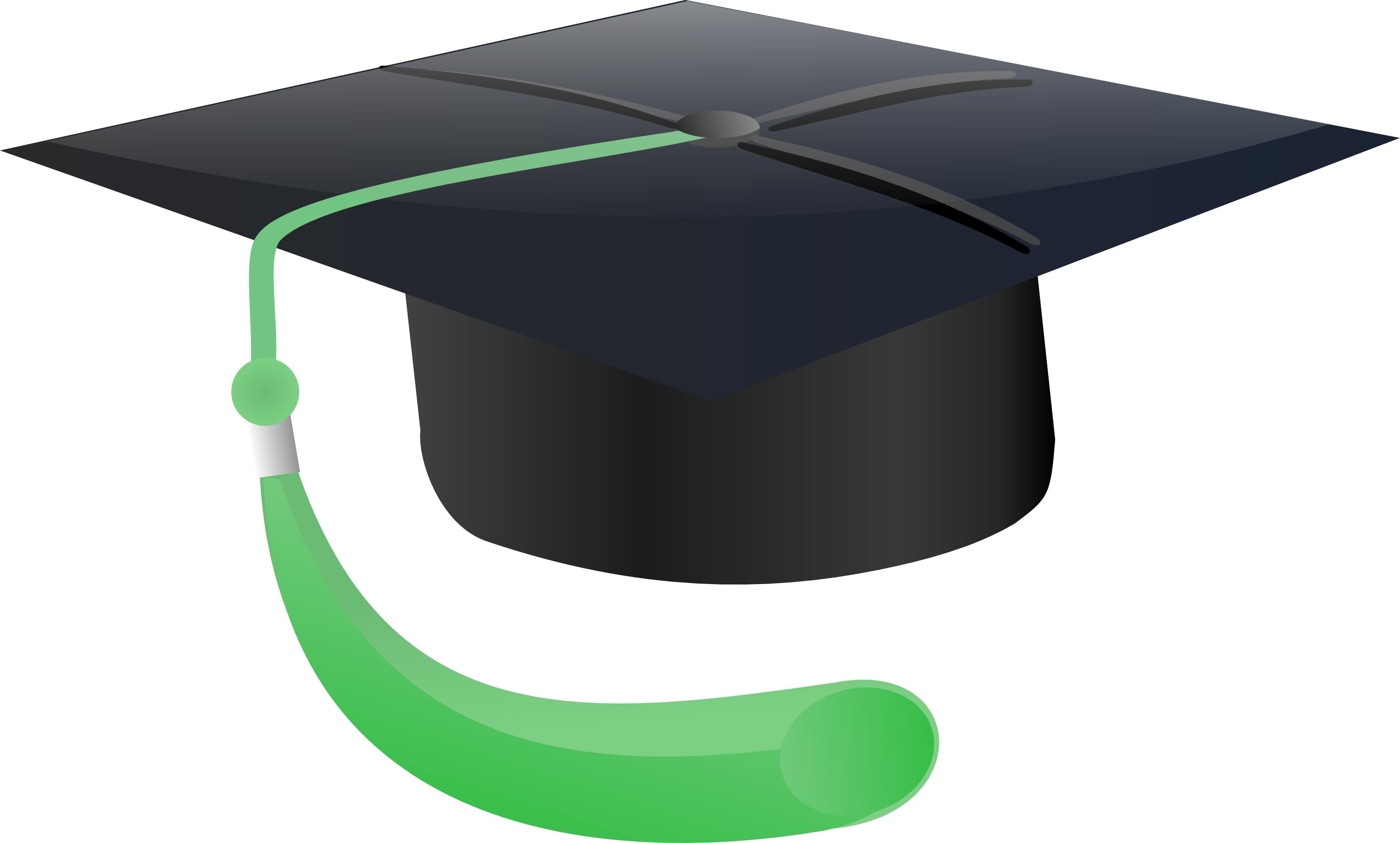 Free Gif Graduation Cap Clipart.