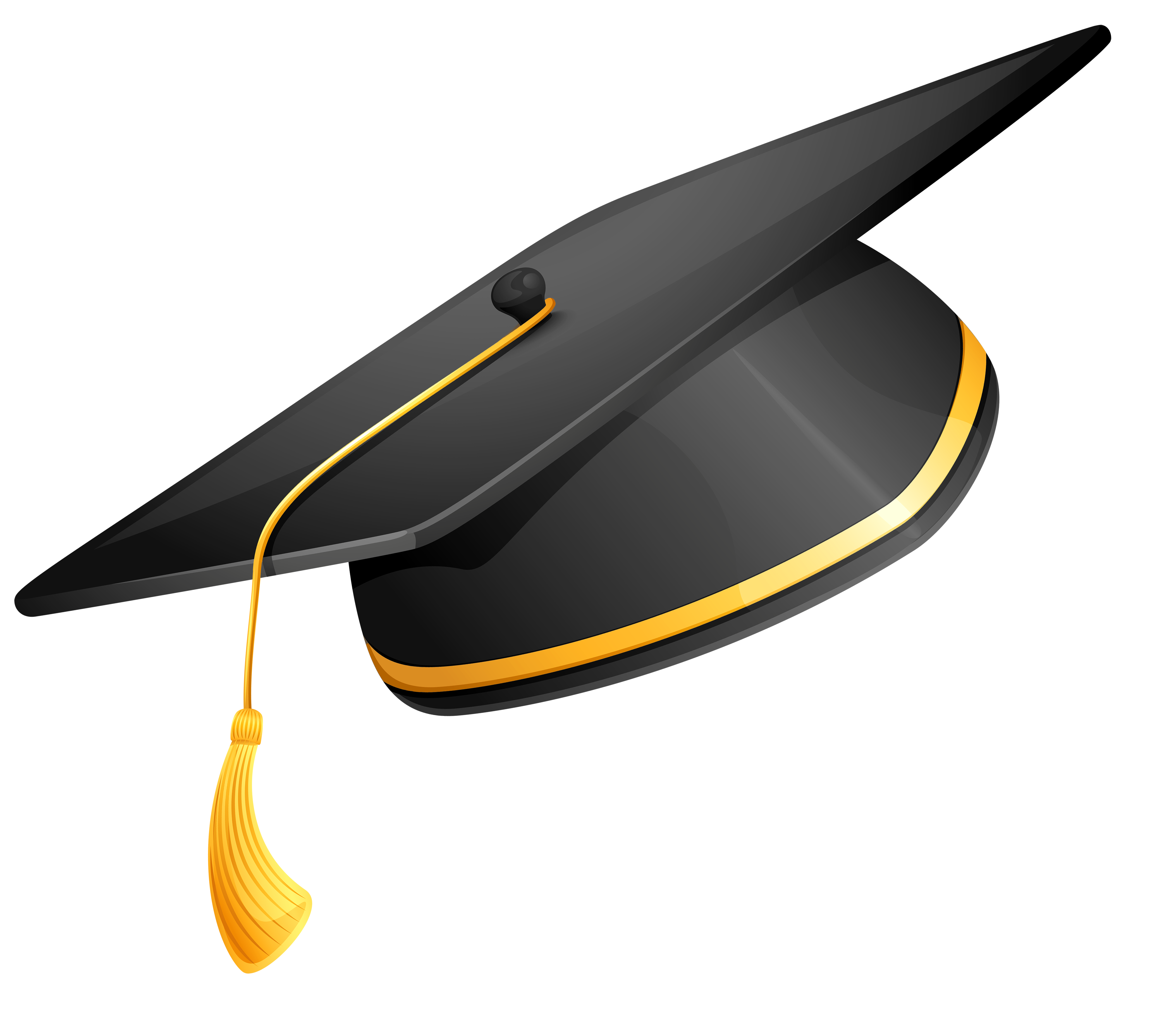 Free Graduation Cap Clipart.