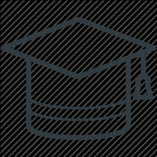 Graduation Cap clipart.