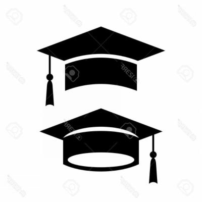 Graduation Cap Vector Png.