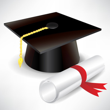 Graduation cap logo free vector download (68,399 Free vector.