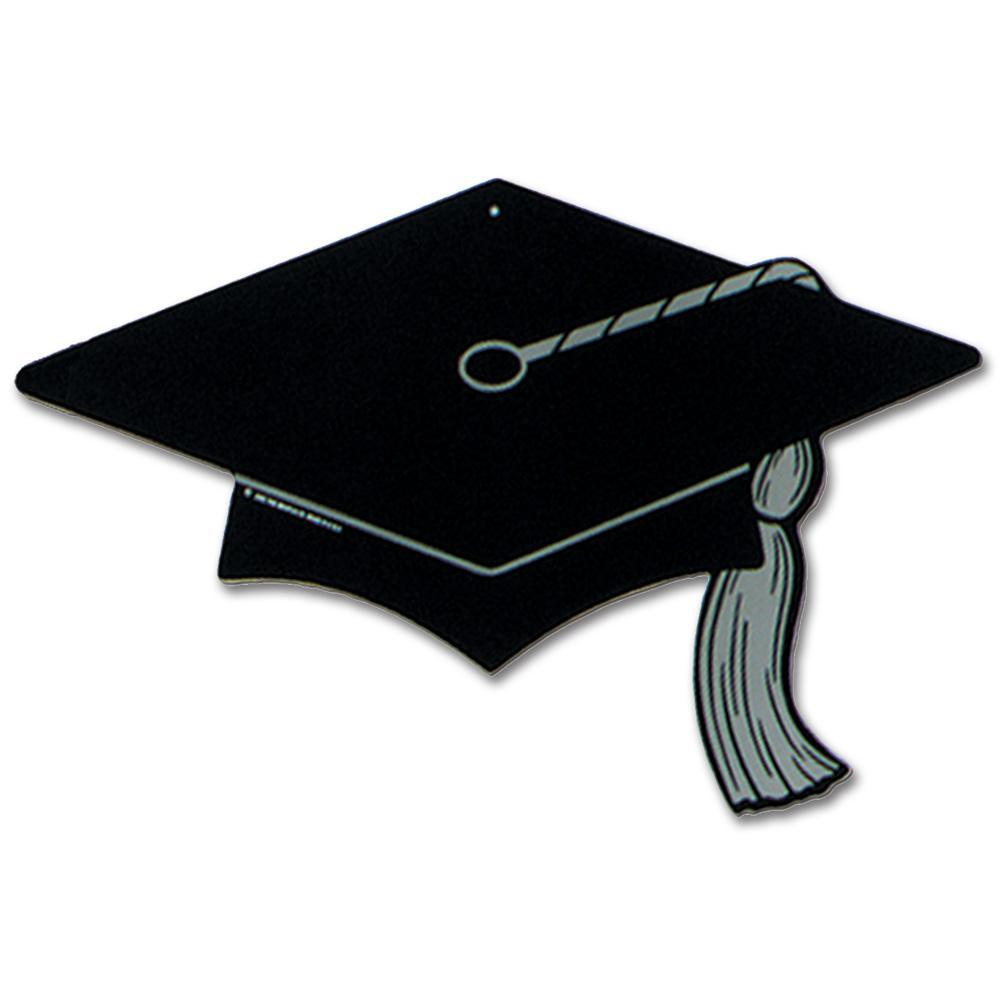 Graduation cap clipart free clipartfest 2.