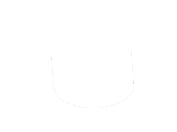 White Graduation Cap Clipart.