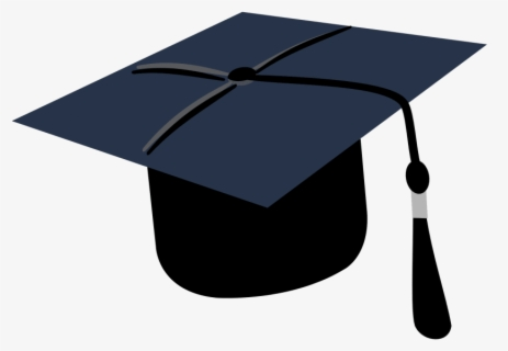 Free Graduation Hat Clip Art with No Background.