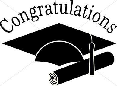 2015 Graduation Banners Clipart.