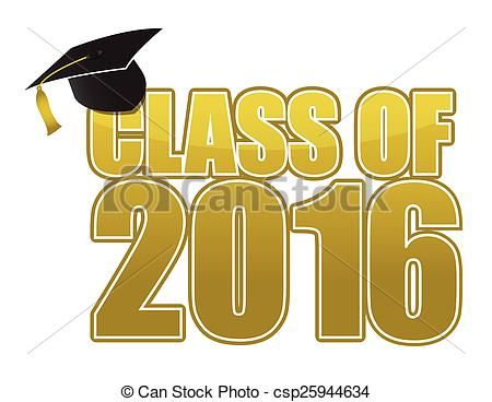 Free Clipart Class Of 2016 Border.