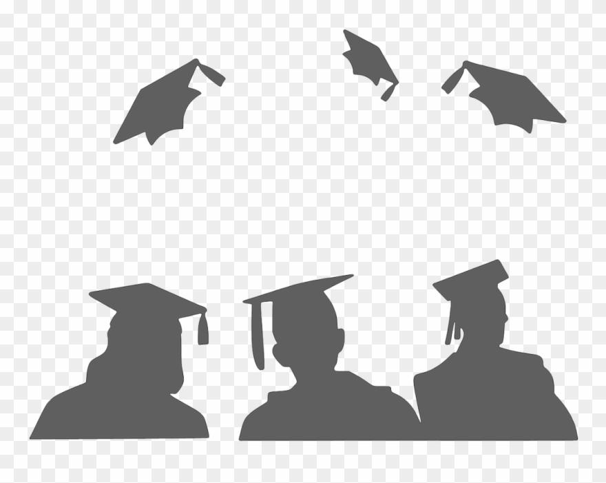 Graduation Clipart Transparent Background.
