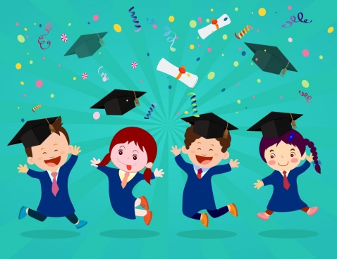 Graduation background free vector download (50,415 Free vector) for.
