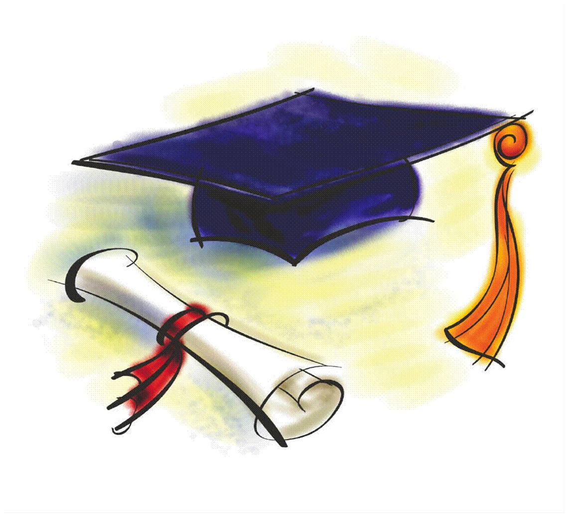 Free graduation clip art 5.